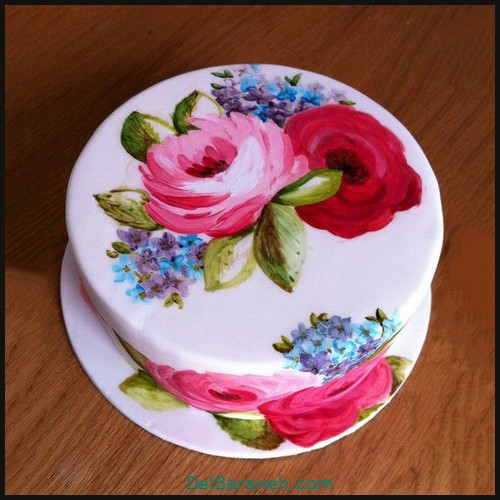 کیک تولد دخترونه (۳۷)
