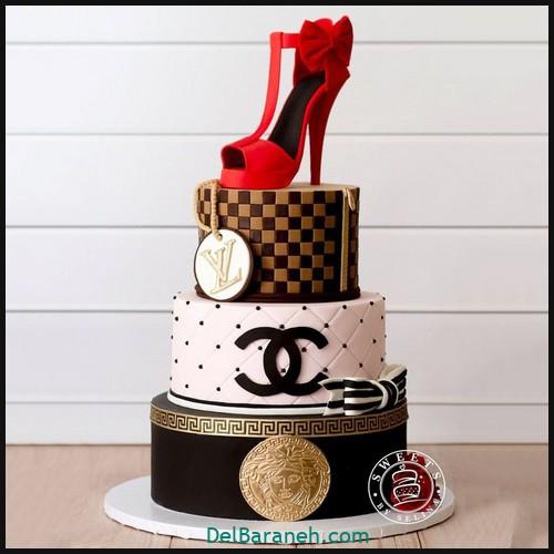 کیک تولد دخترونه (۴۰)