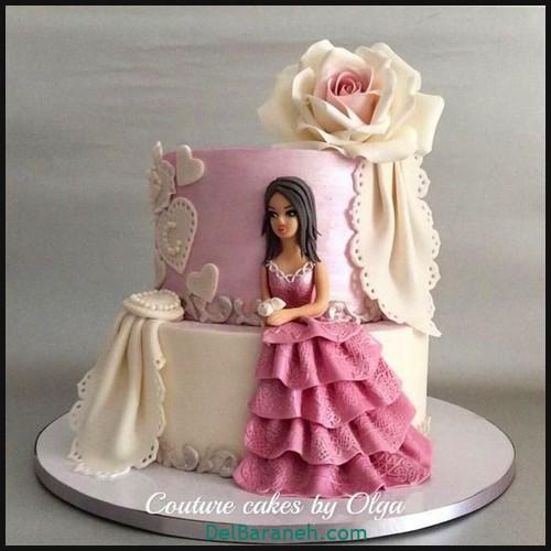 کیک تولد دخترونه (۴۶)