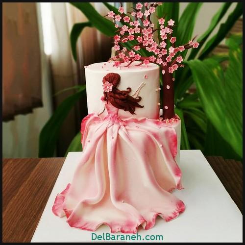 کیک تولد دخترونه (۴۷)