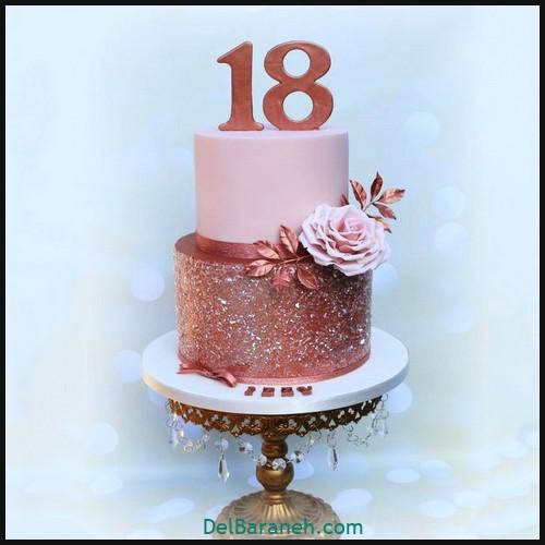 کیک تولد دخترونه (۵)