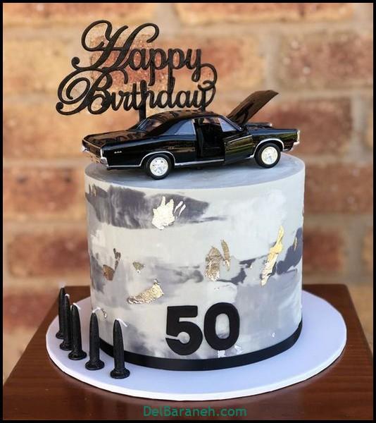 کیک تولد مردانه (۱۱)