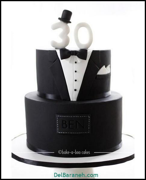 کیک تولد مردانه (۱۵)
