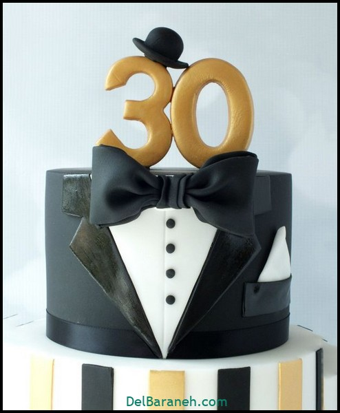 کیک تولد مردانه (۱۶)