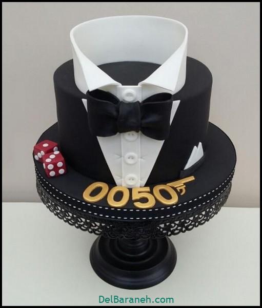کیک تولد مردانه (۱۸)