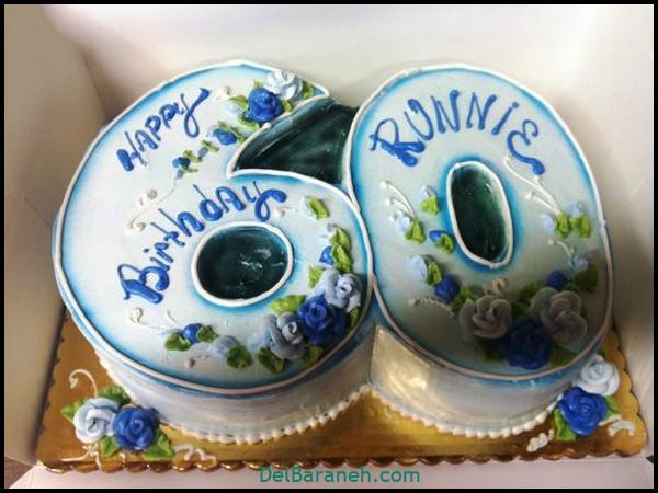 کیک تولد مردانه (۲)