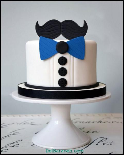 کیک تولد مردانه (۲۱)