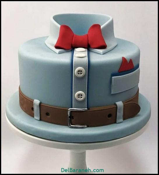 کیک تولد مردانه (۲۲)