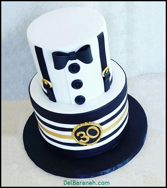 کیک تولد مردانه (۲۴)