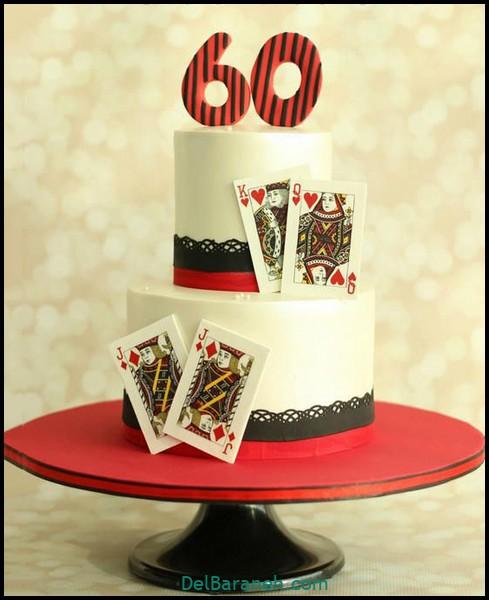 کیک تولد مردانه (۲۷)