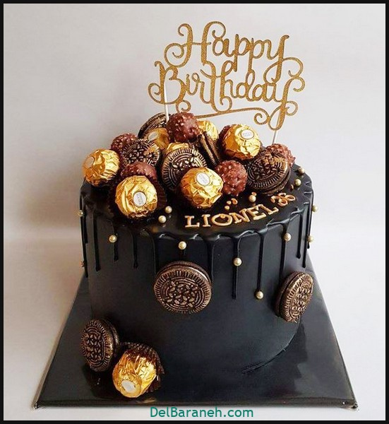 کیک تولد مردانه (۲۹)