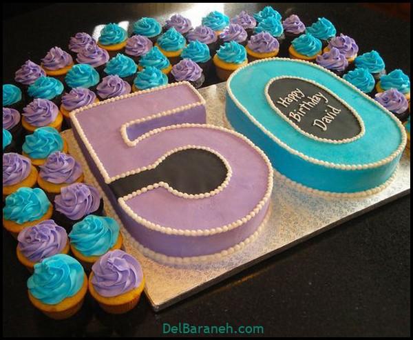 کیک تولد مردانه (۳)