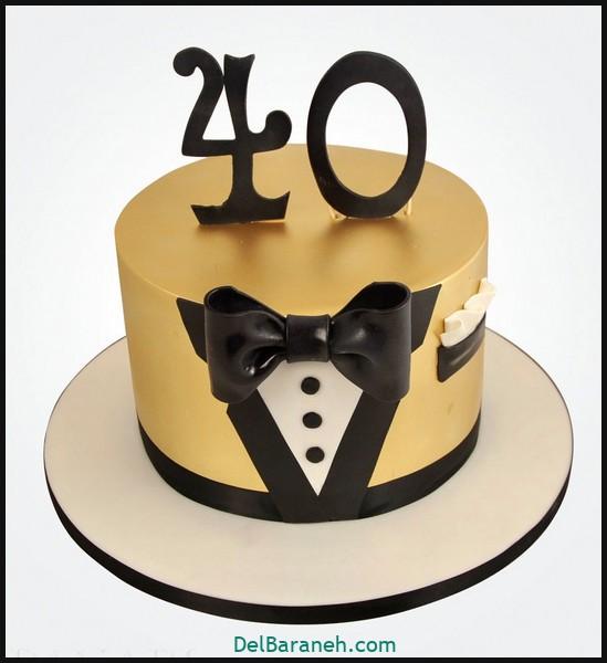 کیک تولد مردانه (۳۰)