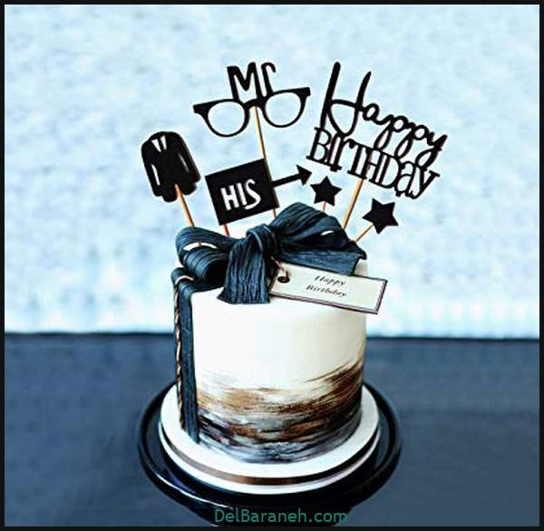 کیک تولد مردانه (۳۳)