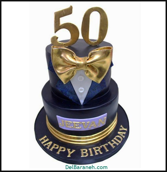 کیک تولد مردانه (۳۴)