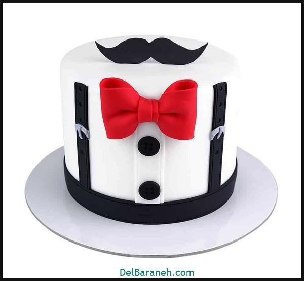کیک تولد مردانه (۳۷)