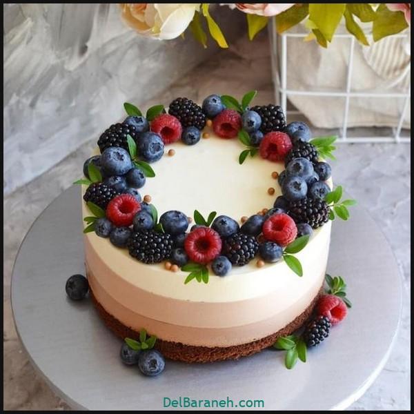 کیک تولد مردانه (۴۱)