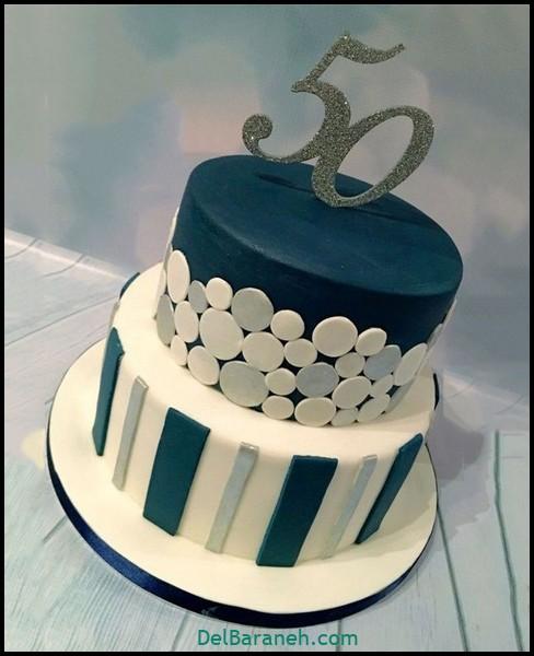کیک تولد مردانه (۵)