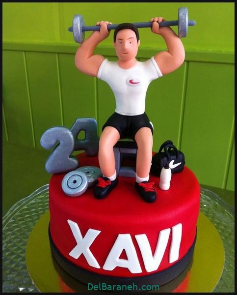کیک تولد مردانه (۵۳)