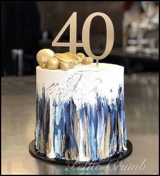 کیک تولد مردانه (۷)