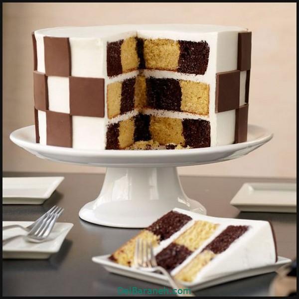 کیک تولد مردونه (۱)