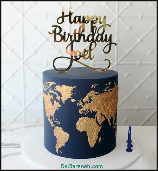 کیک تولد مردونه (۱۶)