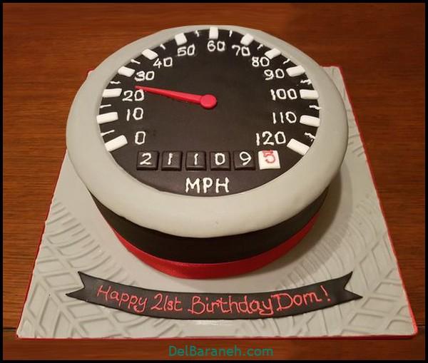 کیک تولد مردونه (۲۶)