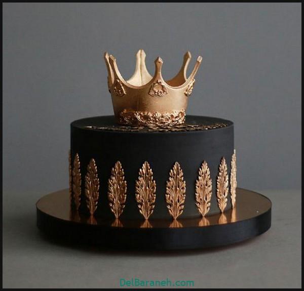 کیک تولد مردونه (۳)