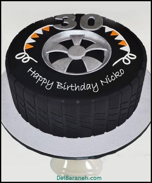 کیک تولد مردونه (۳۱)