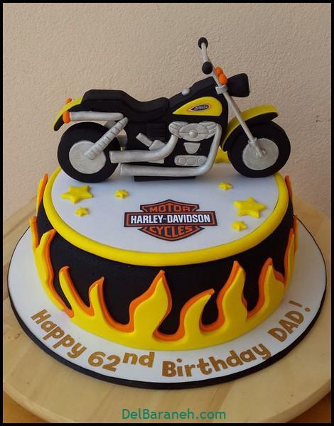 کیک تولد مردونه (۴۳)