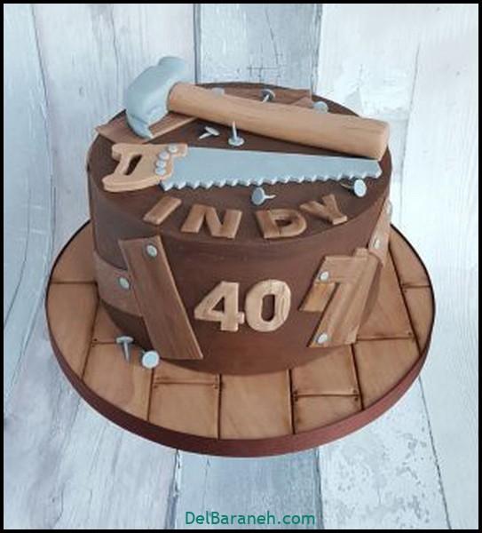 کیک تولد مردونه (۴۹)