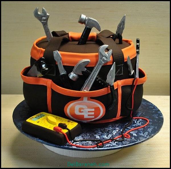 کیک تولد مردونه (۵۱)