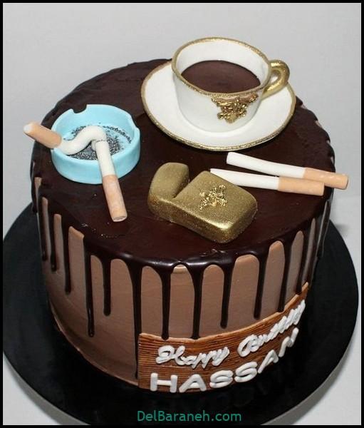 کیک تولد مردونه (۵۵)