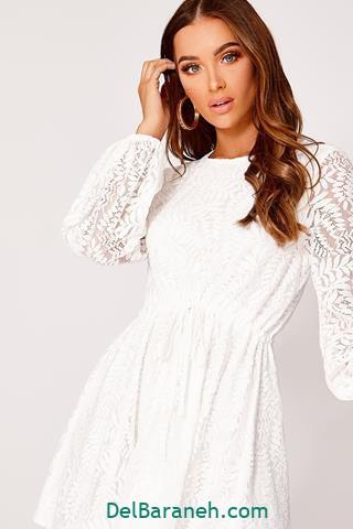 تعبیر خواب دختر با لباس سفید