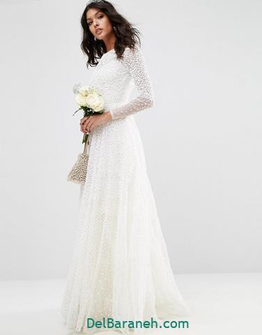 تعبیر خواب لباس بلند سفید