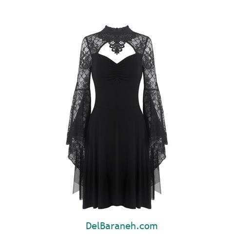 تعبیر خواب لباس سیاه کوتاه
