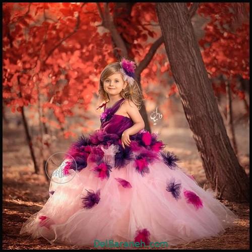لباس بچه دخترانه (۱)