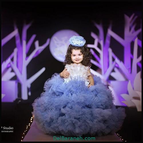 لباس بچه دخترانه (۱۰۰)