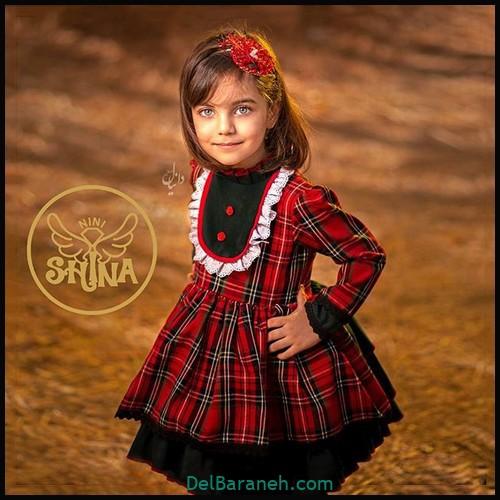 لباس بچه دخترانه | ۱۰۰ مدل لباس دختر بچه ایرانی خوشگل