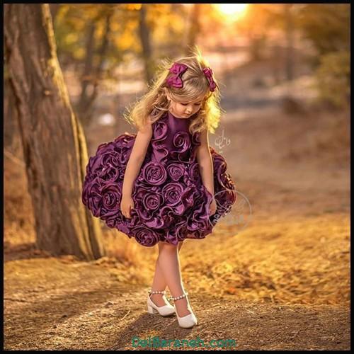 لباس بچه دخترانه (۲)