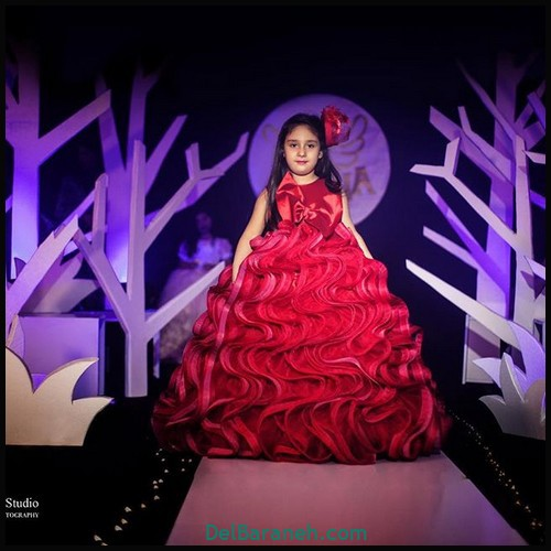 لباس بچه دخترانه (۲۰۱)