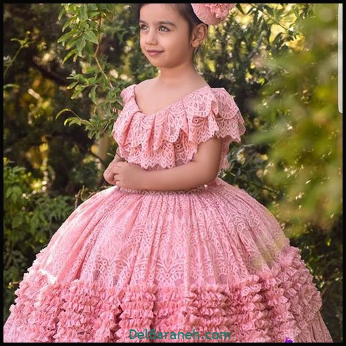 لباس بچه دخترانه (۲۲)