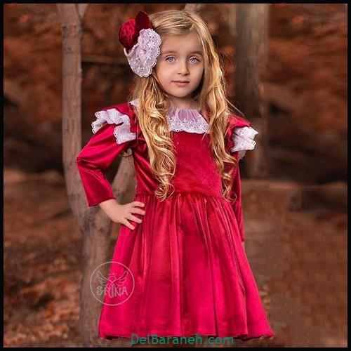 لباس بچه دخترانه (۴)