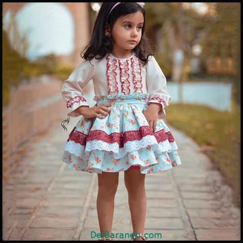 لباس بچه دخترانه (۴۸)