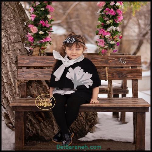 لباس بچه دخترانه (۶۵)