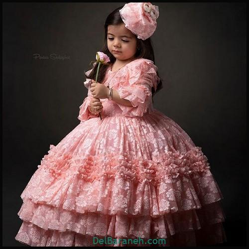لباس بچه دخترانه (۸۰)