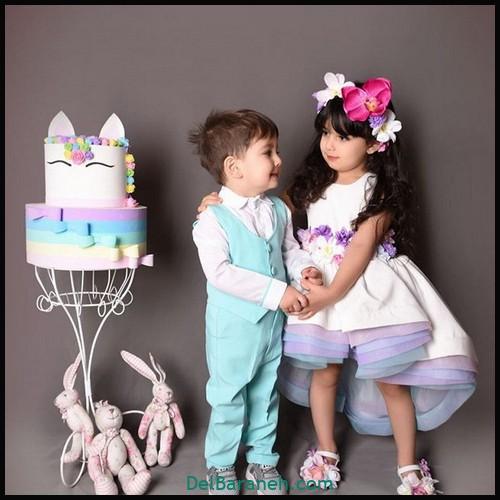لباس بچه دخترانه (۸۱)