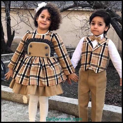 لباس بچه دخترانه (۸۶)