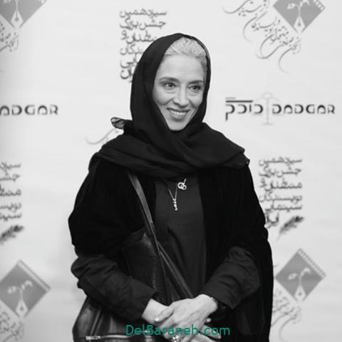 مدل مانتو پانته آ پناهی در جشنواره فیلم فجر 98