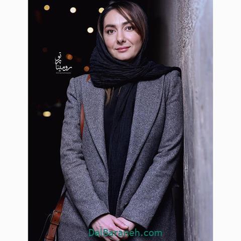 مدل مانتو هانیه توسلی در جشنواره فیلم فجر 98